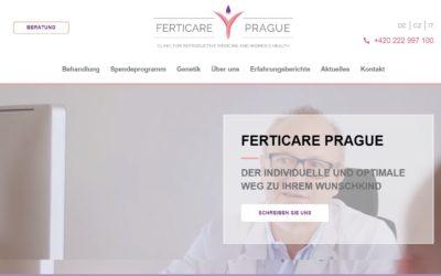 Nový klient: FertiCare Prague